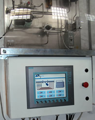 Inerrt Gas Control System