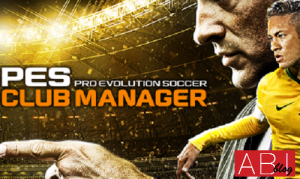 Game bola android terbaik Pes Club Manager