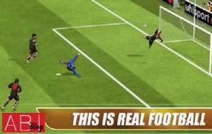 Game bola android terbaik Real Football Online