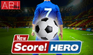 Game bola android terbaik Score Hero
