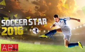 Game bola android terbaik Soccer star 2017 World Legend