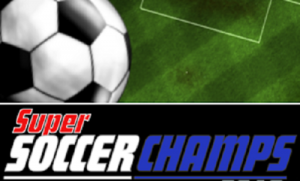 Game bola android terbaik Super Soccer Champs