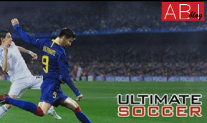 Game bola android terbaik Ultimate Soccer