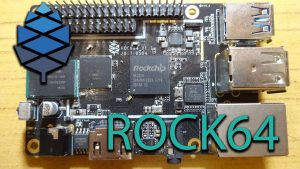 Saingan Baru Raspberry Pi Rock 64