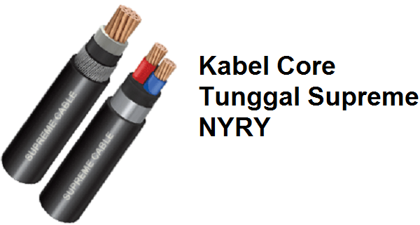 Kabel Core Tunggal Sopreme NYRY