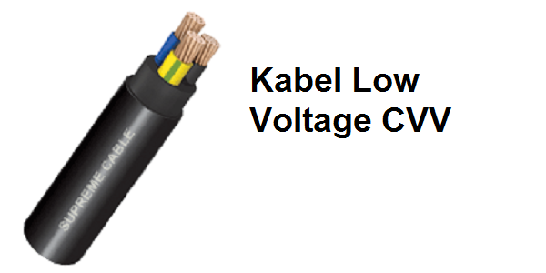 Kabel Low Voltage CVV